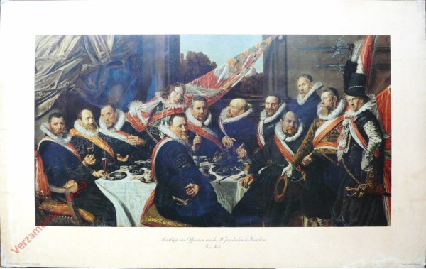 Maaltijd van Officieren der St. Jorisdoelen (1616)